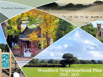 Woodford Neighbourhood Plan Booklet cover