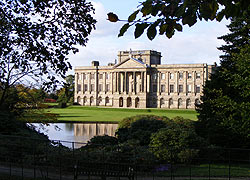 Lyme Hall taken by Evelyn Frearson