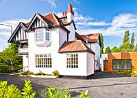 Southfield House private residential care home in Woodford